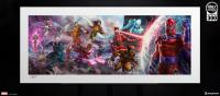 Gallery Image of X-Men: A Legend Reborn Art Print