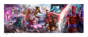 X-Men: A Legend Reborn Art Print