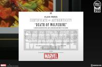 Gallery Image of The Death of Wolverine Art Print
