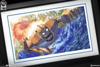 Gallery Image of Iron Giant No Atomo I Superman Art Print