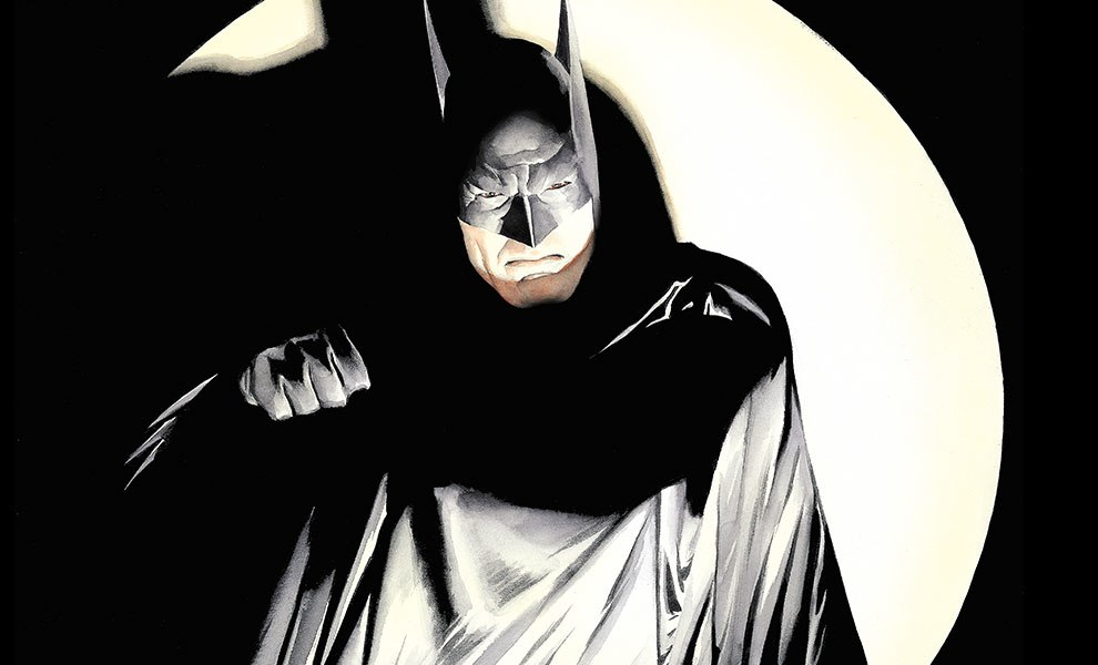 Gallery Feature Image of The BATMAN Art Print - Click to open image gallery