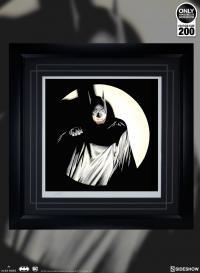 Gallery Image of The BATMAN Art Print