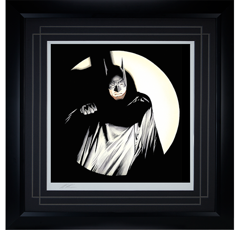 Alex Ross Art The BATMAN Art Print