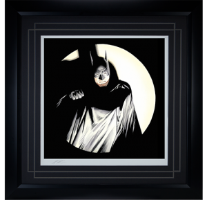 The BATMAN Art Print
