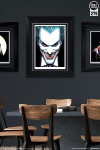 Gallery Image of The Joker Portraits of Villainy Art Print