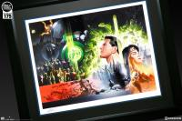 Gallery Image of History of the DC Universe Art Print