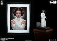 Gallery Image of Leia Princess of Alderaan Art Print