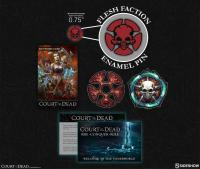 Gallery Image of Flesh Faction - Allegiance Kit Miscellaneous Collectibles