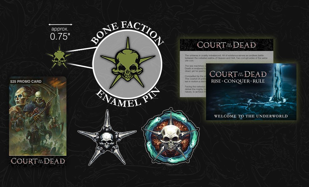 Gallery Feature Image of Bone Faction - Allegiance Kit Miscellaneous Collectibles - Click to open image gallery