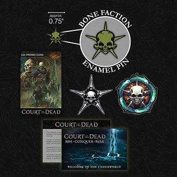 Bone Faction - Allegiance Kit Miscellaneous Collectibles