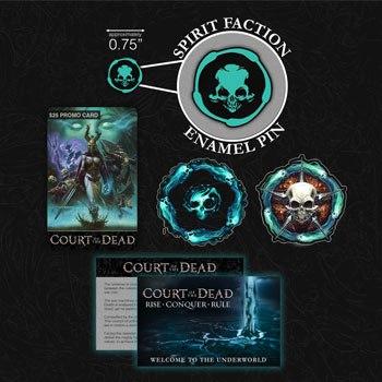 Spirit Faction - Allegiance Kit Miscellaneous Collectibles