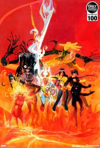 Gallery Image of New Mutants Art Print