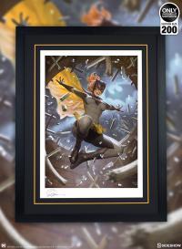 Gallery Image of Batgirl Art Print