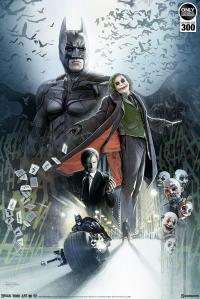 Gallery Image of Batman The Dark Knight Art Print