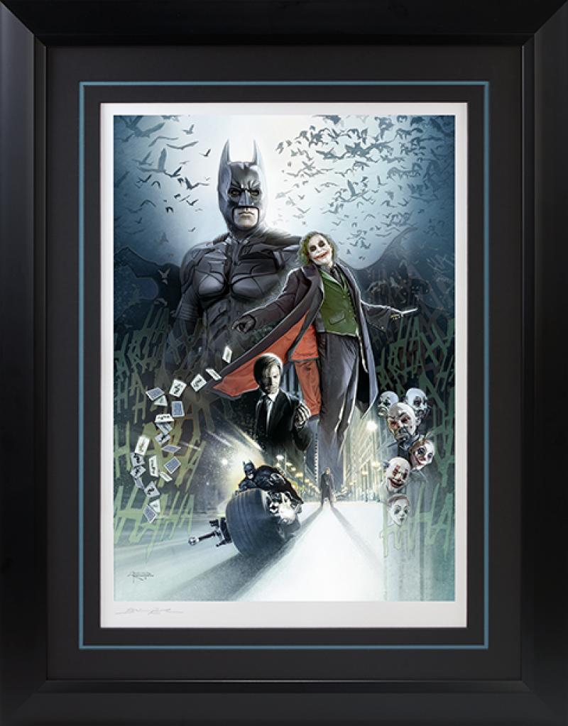 Batman The Dark Knight Art Print -