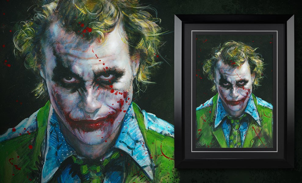 Cool Why So Serious Art