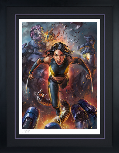 Sideshow Collectibles X-23 Art Print