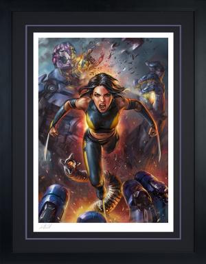 X-23 Art Print