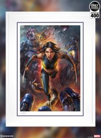Gallery Image of X-23 Art Print