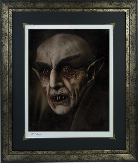 Sideshow Collectibles Nosferatu Art Print