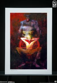 Gallery Image of The Dark Knight Returns: The Last Crusade Art Print