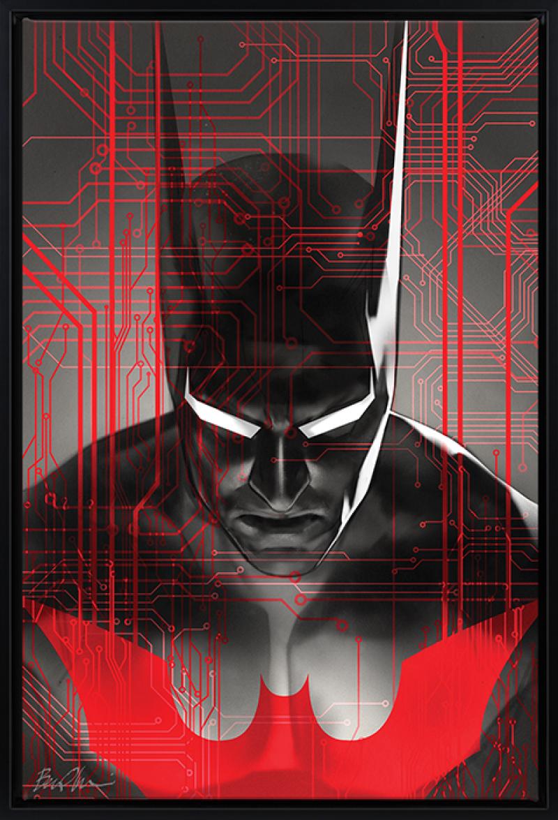 Batman Beyond Art Print -