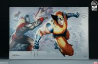 Gallery Image of Fastball Special! HD Aluminum Metal Variant Art Print