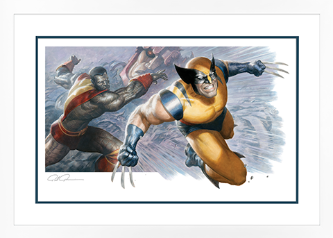 Sideshow Collectibles Fastball Special! Art Print