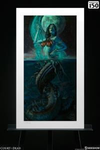 Gallery Image of Gallevarbe: Beyond the Veils Art Print
