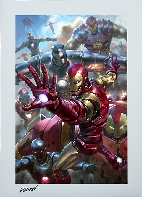 Sideshow Collectibles House Party Protocol Art Print