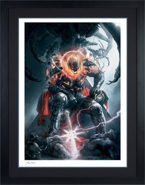 Ultron Annihilation Conquest Art Print
