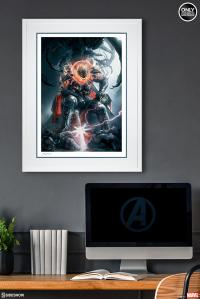 Gallery Image of Ultron Annihilation Conquest Art Print