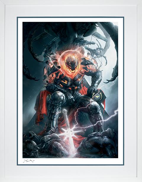 Sideshow Collectibles Ultron Annihilation Conquest Art Print