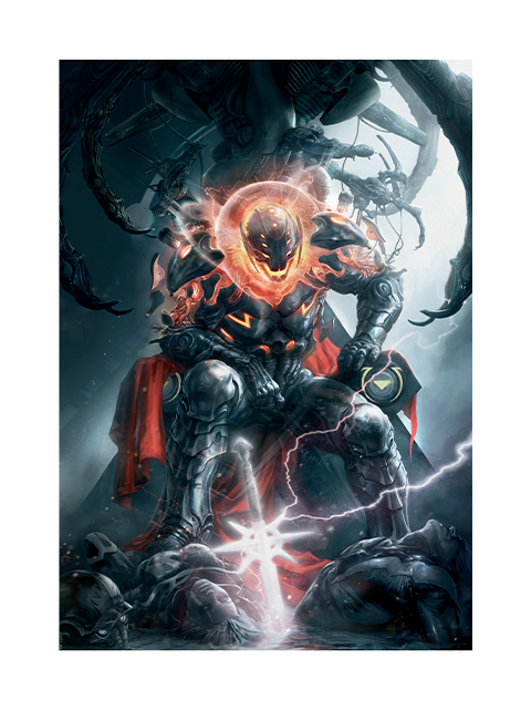 Sideshow Collectibles Ultron Annihilation Conquest Art Print