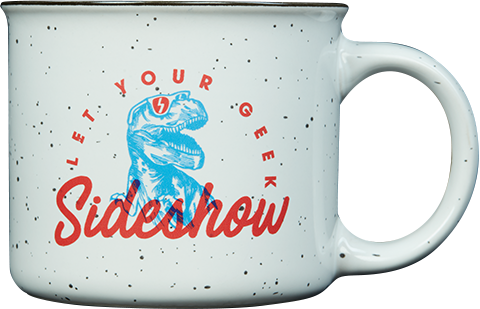 Sideshow Collectibles Dino - Let Your Geek Sideshow Mug