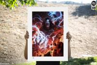 Gallery Image of Darth Sidious: Unlimited Power Art Print