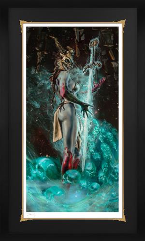 Kier: Vision of Vengeance Art Print