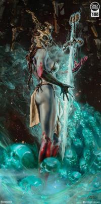 Gallery Image of Kier: Vision of Vengeance Art Print