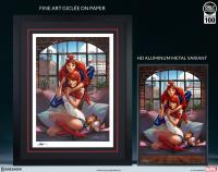 Gallery Image of The Amazing Spider-Man: Renew Your Vows HD Aluminum Metal Variant Art Print