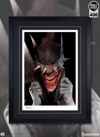 Gallery Image of The Batman Who Laughs Art Print
