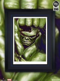 Gallery Image of The Omega Hulk Art Print
