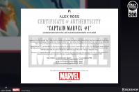 Gallery Image of Captain Marvel #1 Art Print