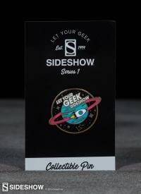 Gallery Image of Let Your Geek Sideshow Spaceship Collectible Pin