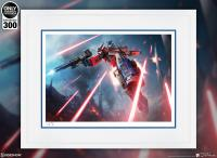 Gallery Image of Optimus Prime: More Than Meets The Eye Art Print