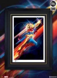 Gallery Image of Higher, Further, Faster Art Print