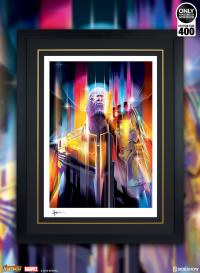 Gallery Image of Thanos Infinity War Art Print