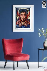 Gallery Image of Doctor Strange: Open Your Eyes Art Print