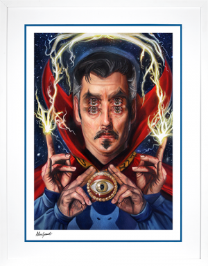 Doctor Strange: Open Your Eyes Art Print
