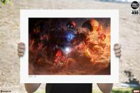 Gallery Image of Hulkbuster Art Print