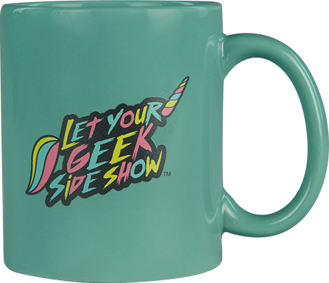 Sideshow Collectibles Unicorn - Let Your Geek Sideshow Mug